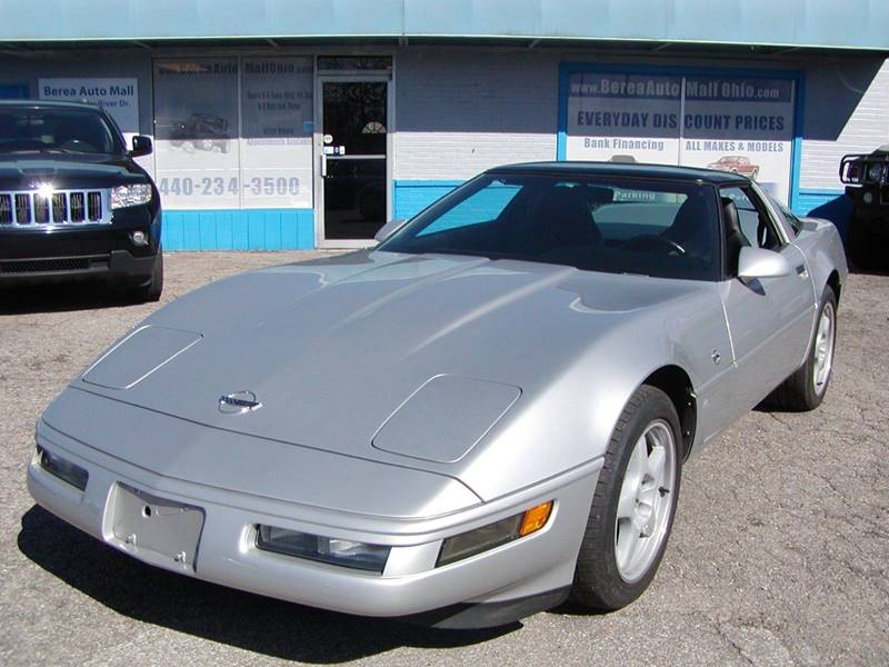 1996 Chevrolet Corvette Base 2dr Hatchback for sale at Berea Auto Mall