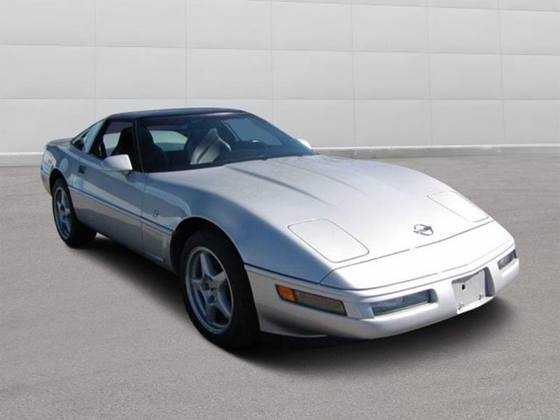 1996 Chevrolet Corvette Base 2dr Hatchback for sale at Berea Auto Mall