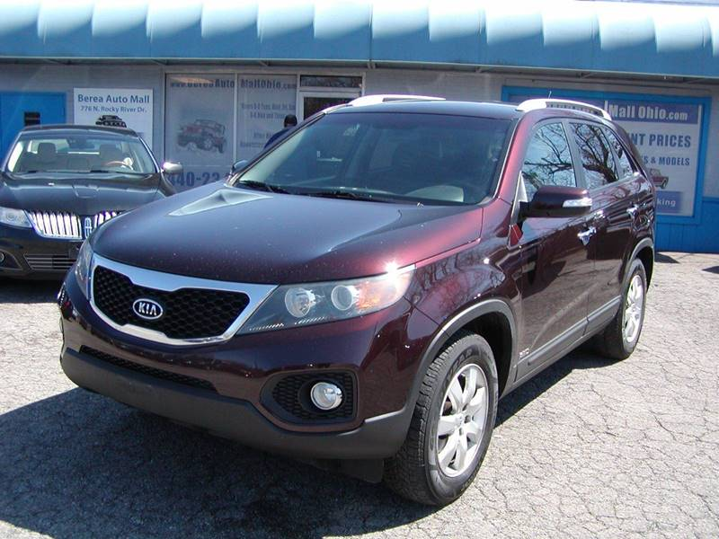 2012 Kia Sorento LX AWD 4dr SUV for sale at Berea Auto Mall