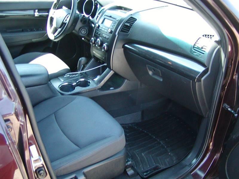 2012 Kia Sorento LX AWD 4dr SUV for sale at Berea Auto Mall