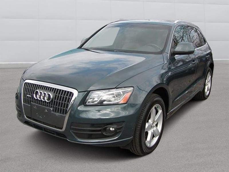 2011 Audi Q5 2.0T quattro Premium Plus AWD 4dr SUV for sale at Berea Auto Mall