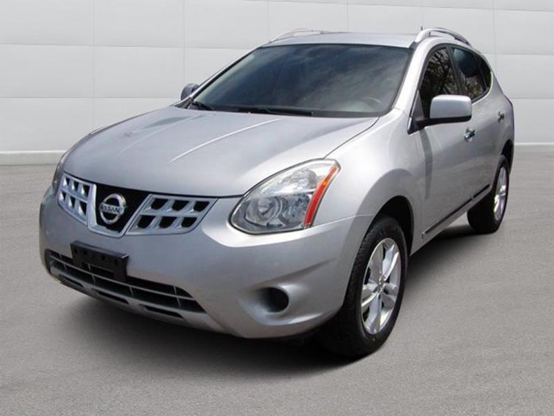 2013 Nissan Rogue SV AWD 4dr Crossover for sale at Berea Auto Mall