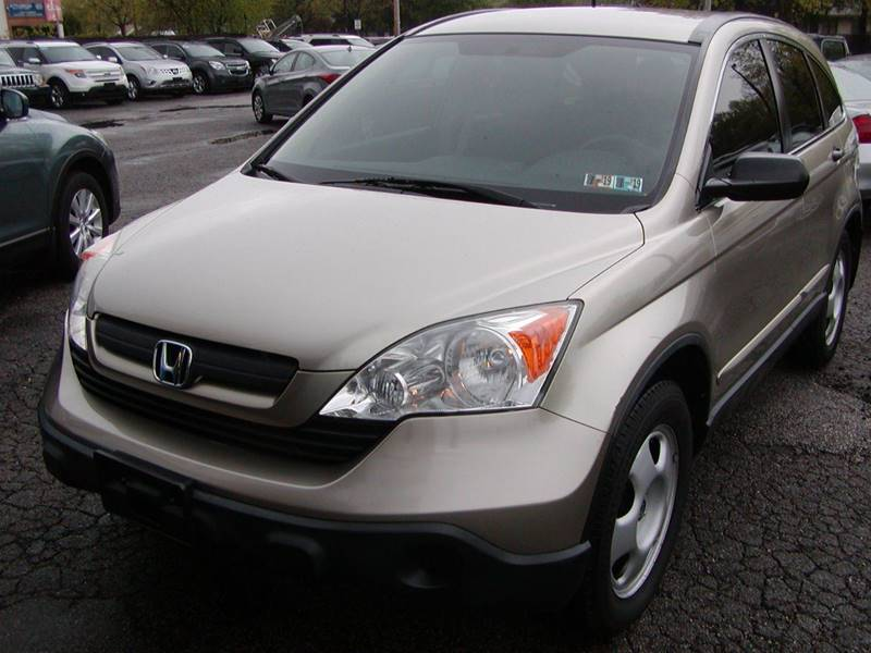 2008 Honda CR-V LX 4dr SUV for sale at Berea Auto Mall