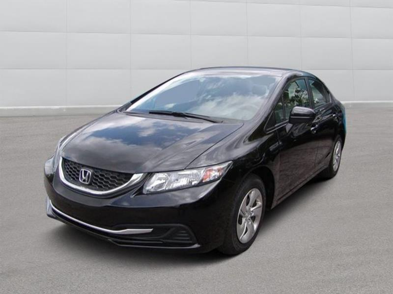 2013 Honda Civic LX 4dr Sedan 5A for sale at Berea Auto Mall