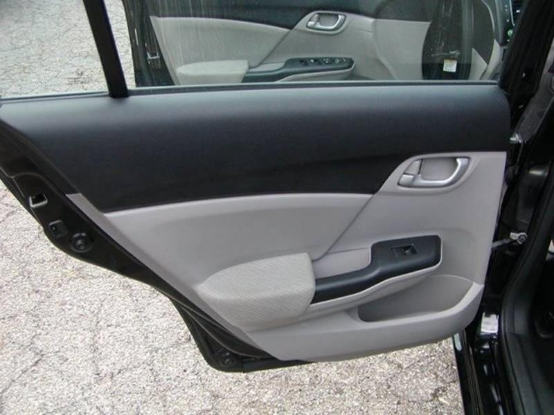 2013 Honda Civic LX 4dr Sedan 5A for sale at Berea Auto Mall