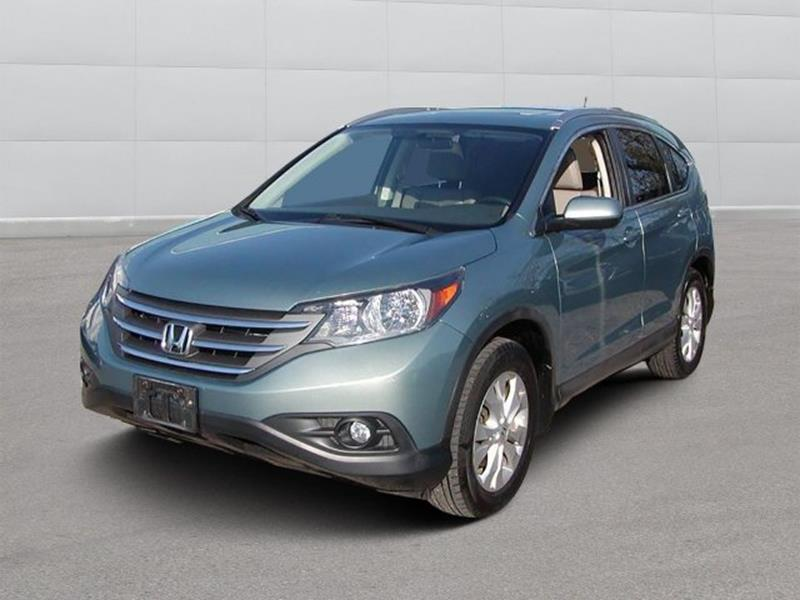 2012 Honda CR-V EX L w/DVD AWD 4dr SUV for sale at Berea Auto Mall