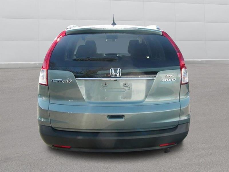 2012 Honda CR-V EX L w/DVD AWD 4dr SUV for sale at Berea Auto Mall