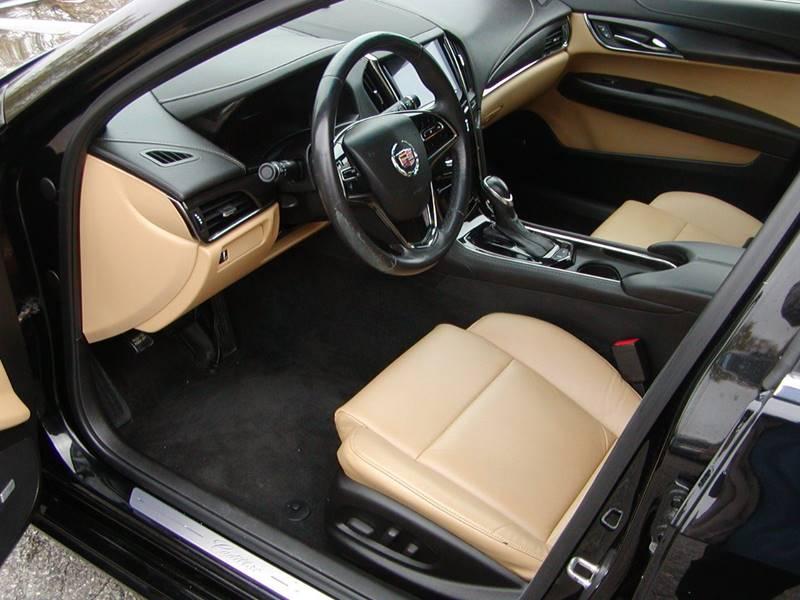 2013 Cadillac ATS 2.5L 4dr Sedan for sale at Berea Auto Mall