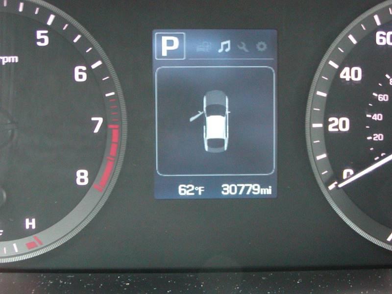 2015 Hyundai Sonata SE 4dr Sedan for sale at Berea Auto Mall