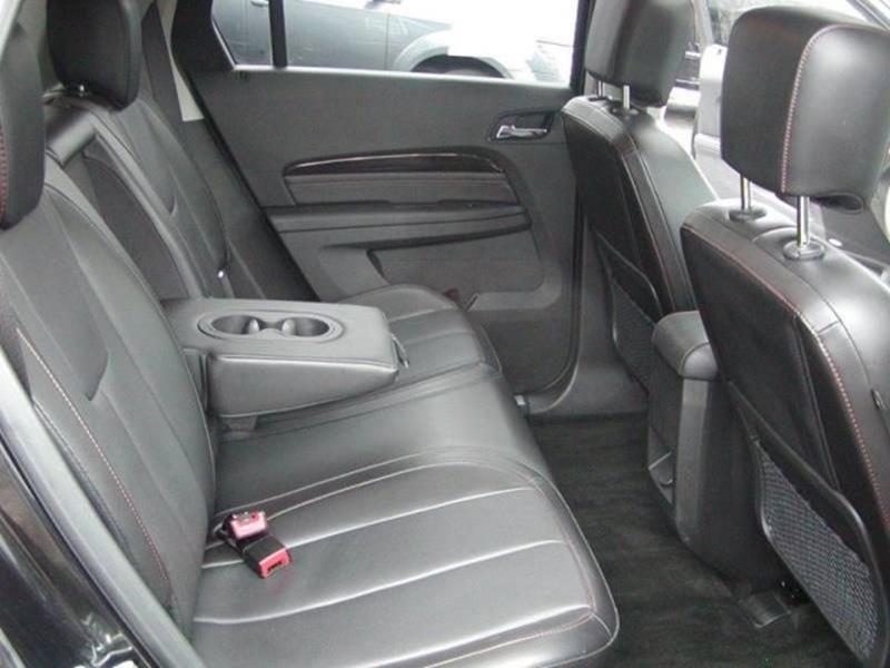 2013 GMC Terrain Denali AWD 4dr SUV for sale at Berea Auto Mall