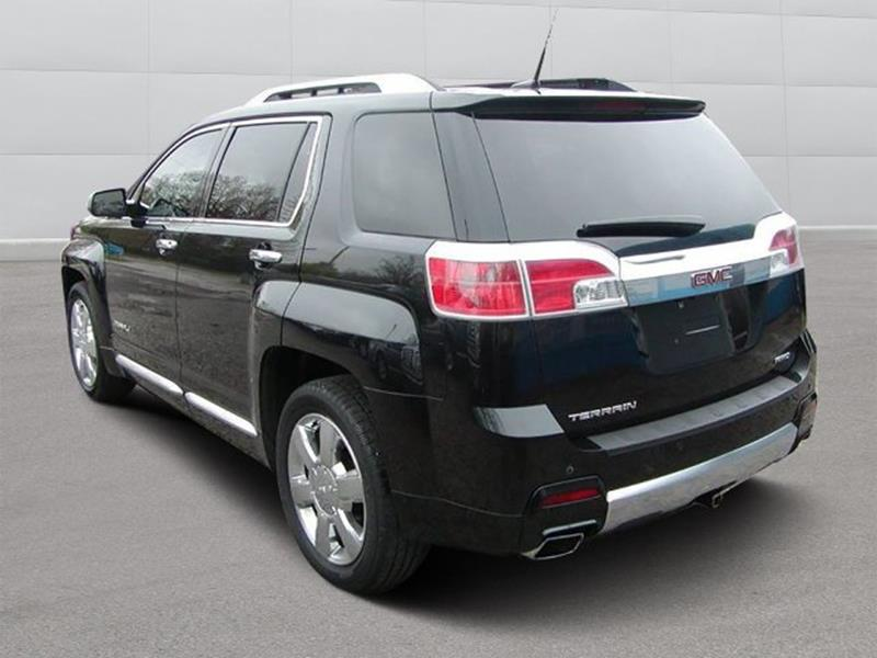 2013 GMC Terrain Denali AWD 4dr SUV for sale at Berea Auto Mall