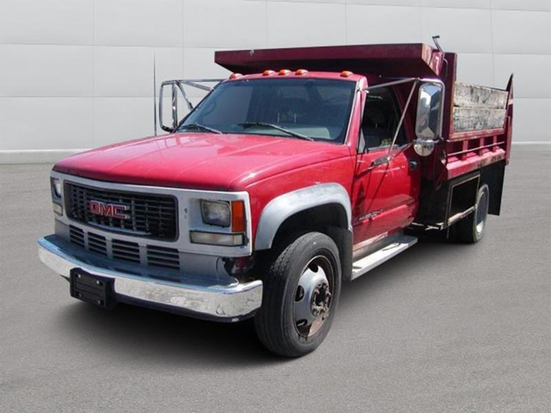 1996 GMC Sierra 3500 4X2 2dr Regular Cab for sale at Berea Auto Mall