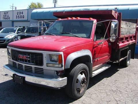 1996 GMC Sierra 3500 for sale in Berea, OH