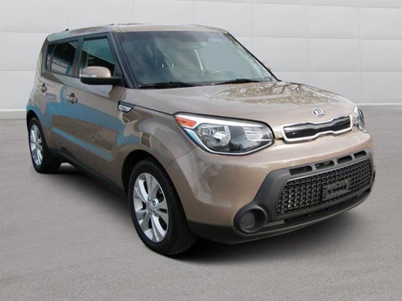 2014 Kia Soul + 4dr Crossover for sale at Berea Auto Mall