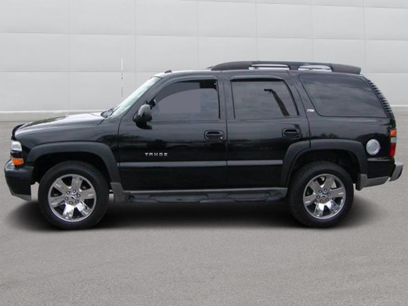 2005 Chevrolet Tahoe Z71 4WD 4dr SUV for sale at Berea Auto Mall