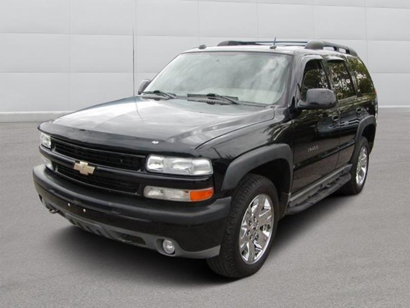 2005 Chevrolet Tahoe Z71 4wd 4dr Suv For Sale At Berea Auto