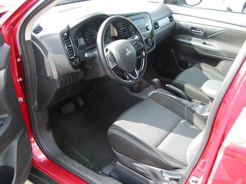 2016 Mitsubishi Outlander ES 4dr SUV for sale at Berea Auto Mall