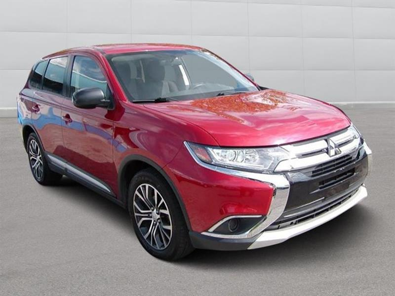 2016 Mitsubishi Outlander ES 4dr SUV for sale at Berea Auto Mall