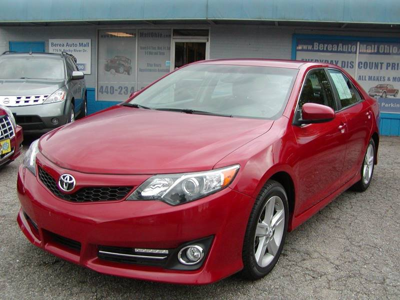 2014 Toyota Camry SE 4dr Sedan for sale at Berea Auto Mall