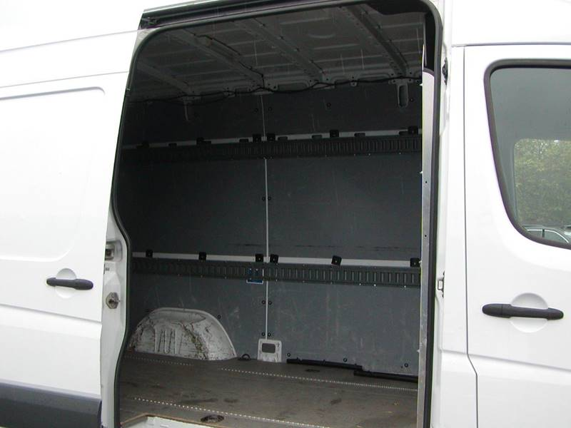 2011 Mercedes-Benz Sprinter Cargo 2500 3dr 144 in. WB Cargo Van for sale at Berea Auto Mall