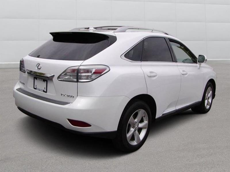 2010 Lexus RX 350 Base AWD 4dr SUV for sale at Berea Auto Mall