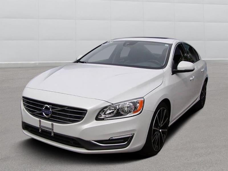 2016 Volvo S60 T5 Drive E Premier 4dr Sedan for sale at Berea Auto Mall