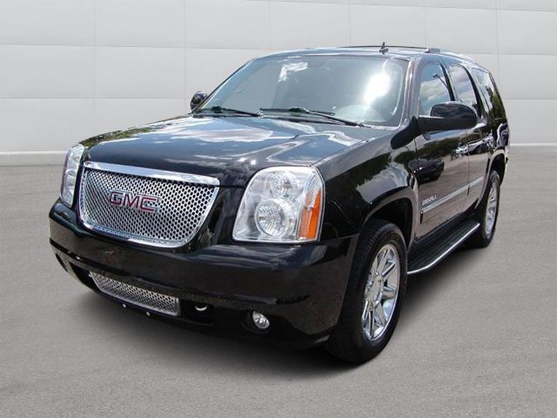 2009 GMC Yukon Denali AWD 4dr SUV for sale at Berea Auto Mall