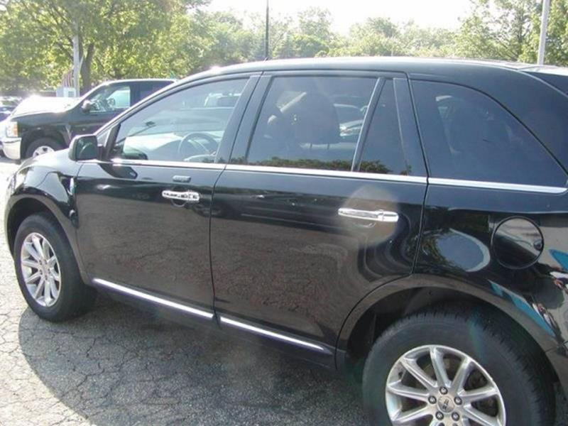 2011 Lincoln MKX Base AWD 4dr SUV for sale at Berea Auto Mall