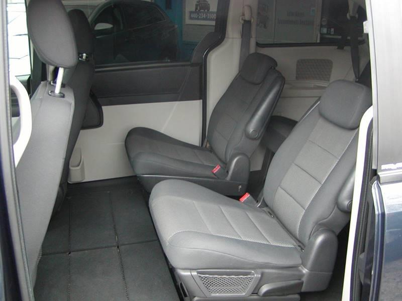 2009 Dodge Grand Caravan SE 4dr Mini Van for sale at Berea Auto Mall