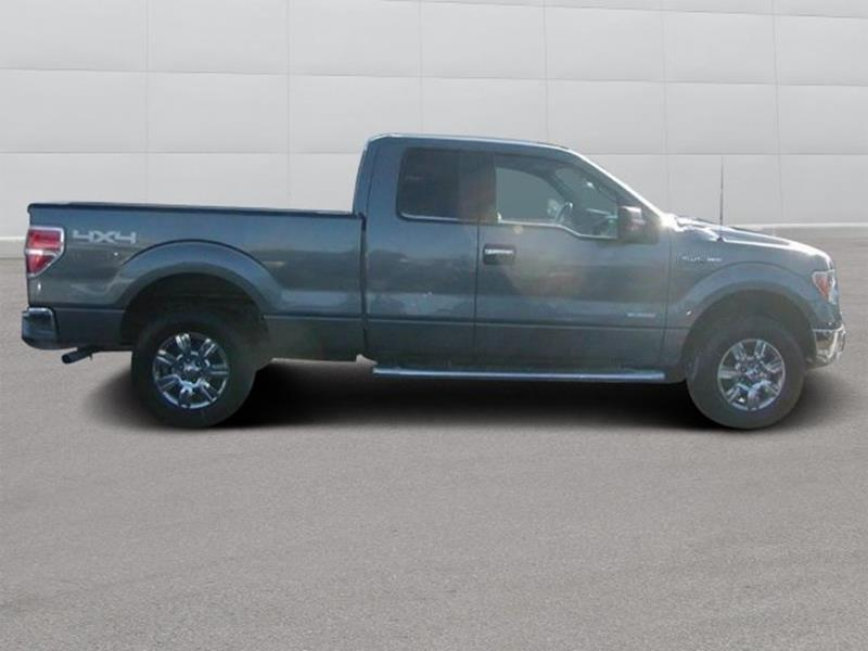 2012 Ford F-150 XLT 4x4 4dr SuperCab Styleside 6.5 ft. SB for sale at Berea Auto Mall