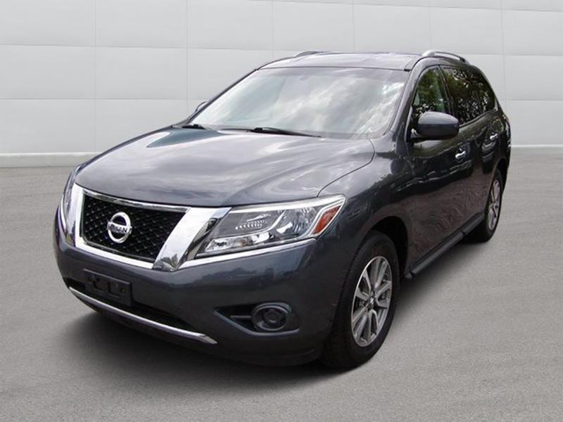 2014 Nissan Pathfinder SV 4x4 4dr SUV for sale at Berea Auto Mall