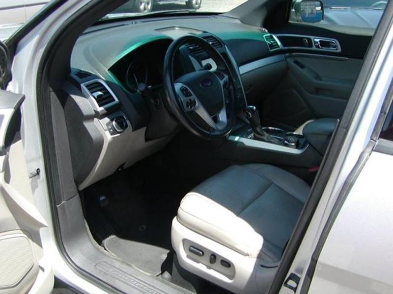 2011 Ford Explorer XLT AWD 4dr SUV for sale at Berea Auto Mall