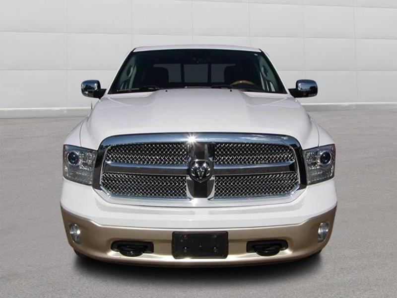 2013 RAM Ram Pickup 1500 Laramie Limited 4x4 4dr Crew Cab 6.3 ft. SB Pickup for sale at Berea Auto Mall