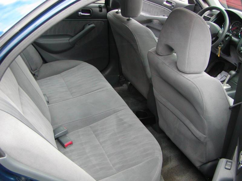 2003 Honda Civic EX 4dr Sedan for sale at Berea Auto Mall