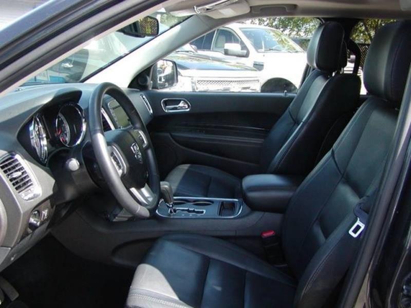 2013 Dodge Durango Crew AWD 4dr SUV for sale at Berea Auto Mall