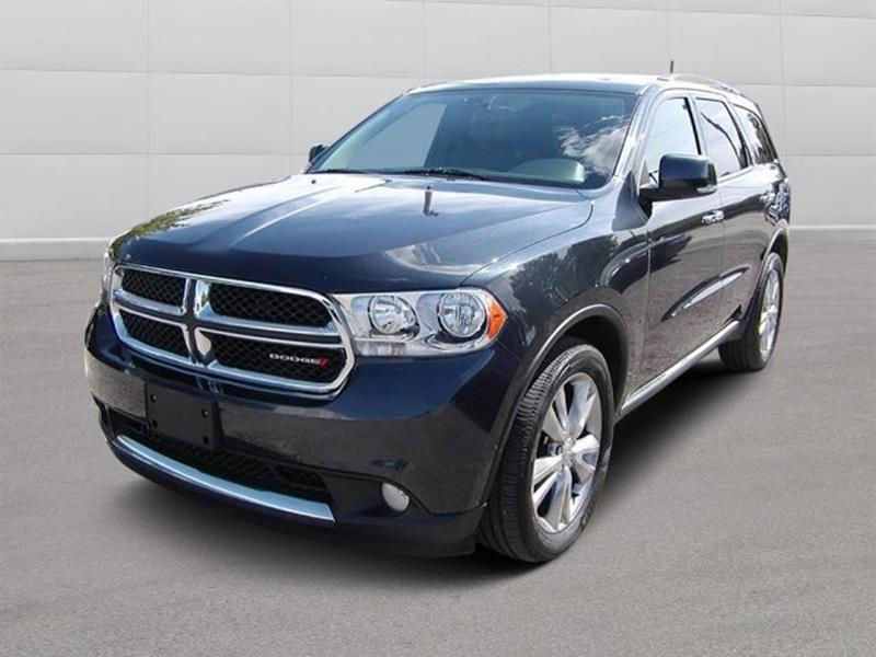 2013 Dodge Durango Crew AWD 4dr SUV for sale at Berea Auto Mall