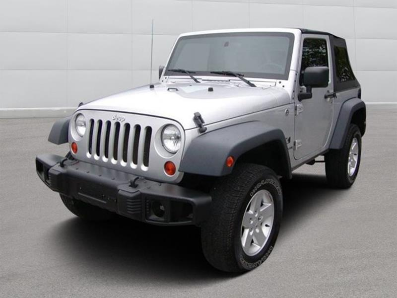 2007 Jeep Wrangler X 4x4 2dr SUV for sale at Berea Auto Mall