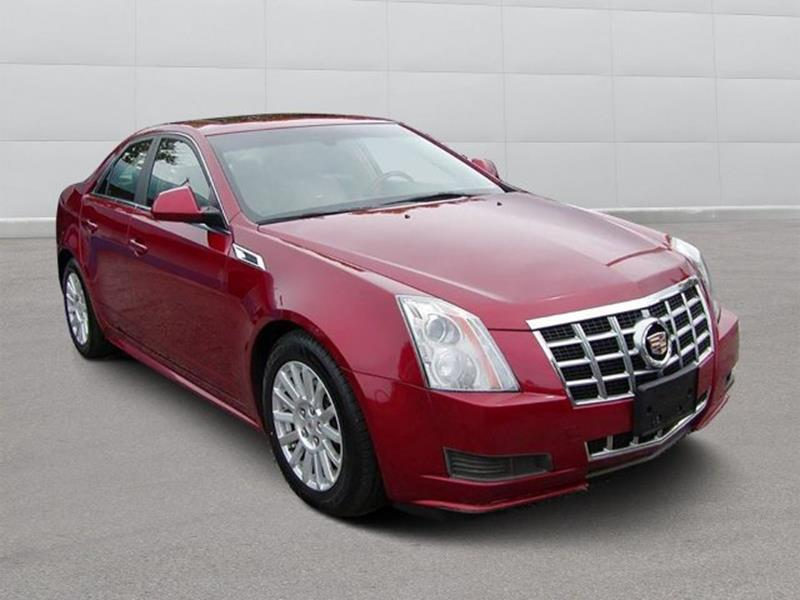 2013 Cadillac CTS 3.0L Luxury AWD 4dr Sedan for sale at Berea Auto Mall