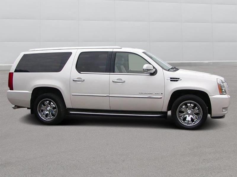 2008 Cadillac Escalade ESV Base AWD 4dr SUV for sale at Berea Auto Mall
