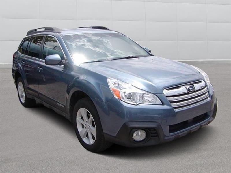 2014 Subaru Outback 2.5i Premium AWD 4dr Wagon CVT for sale at Berea Auto Mall