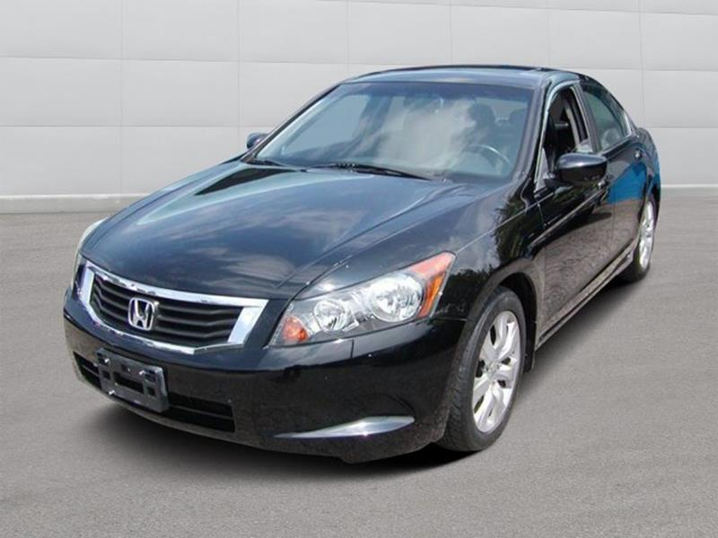 2010 Honda Accord EX L 4dr Sedan 5A for sale at Berea Auto Mall