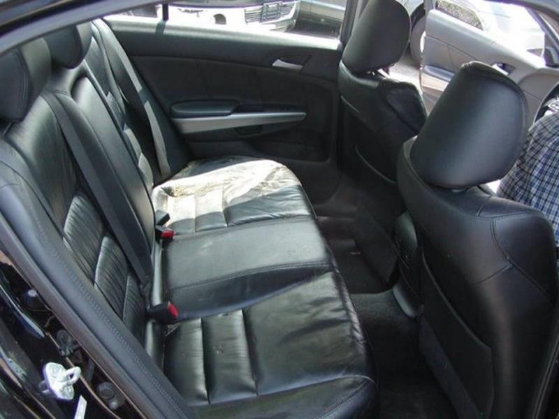 2010 Honda Accord EX L 4dr Sedan 5A for sale at Berea Auto Mall