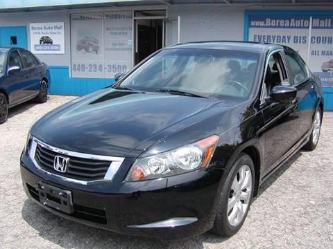 2010 Honda Accord for sale in Berea, OH