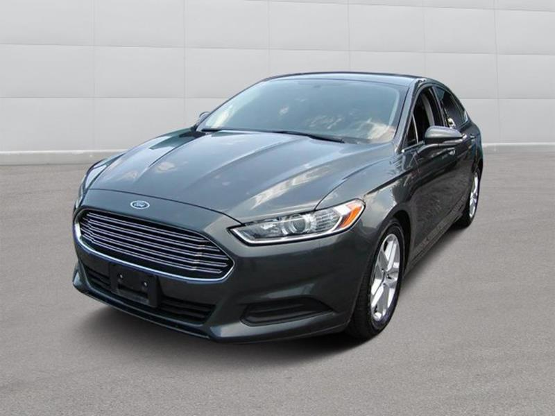 2015 Ford Fusion SE 4dr Sedan for sale at Berea Auto Mall