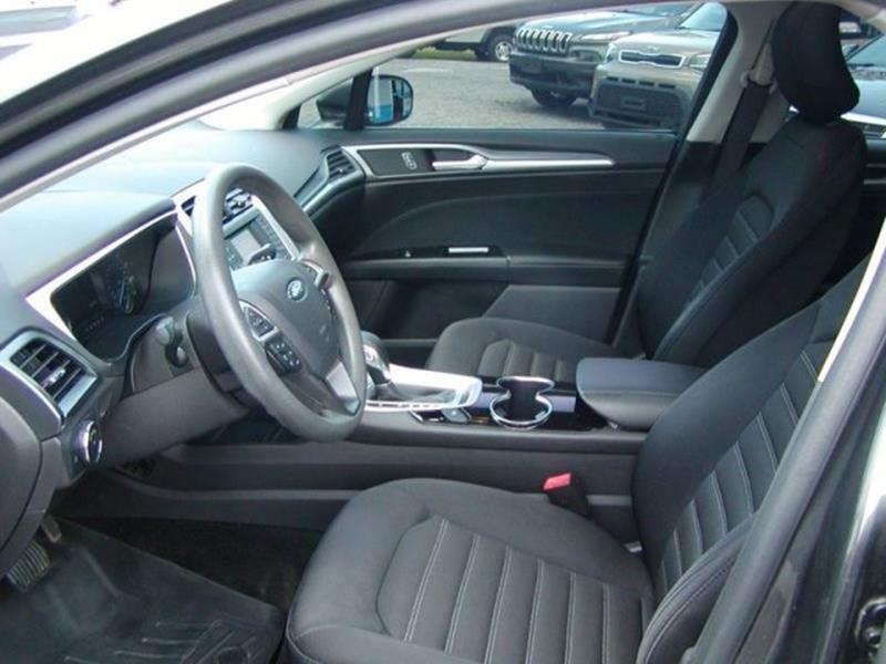 2015 Ford Fusion SE 4dr Sedan for sale at Berea Auto Mall