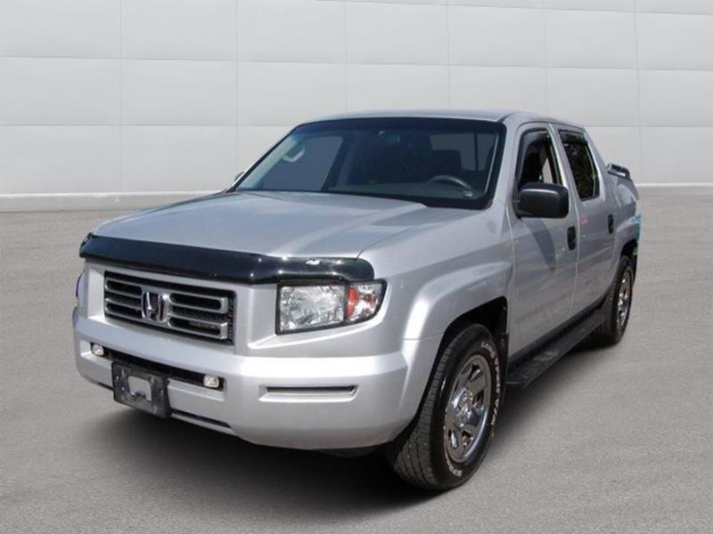 2008 Honda Ridgeline RT 4x4 4dr Crew Cab for sale at Berea Auto Mall