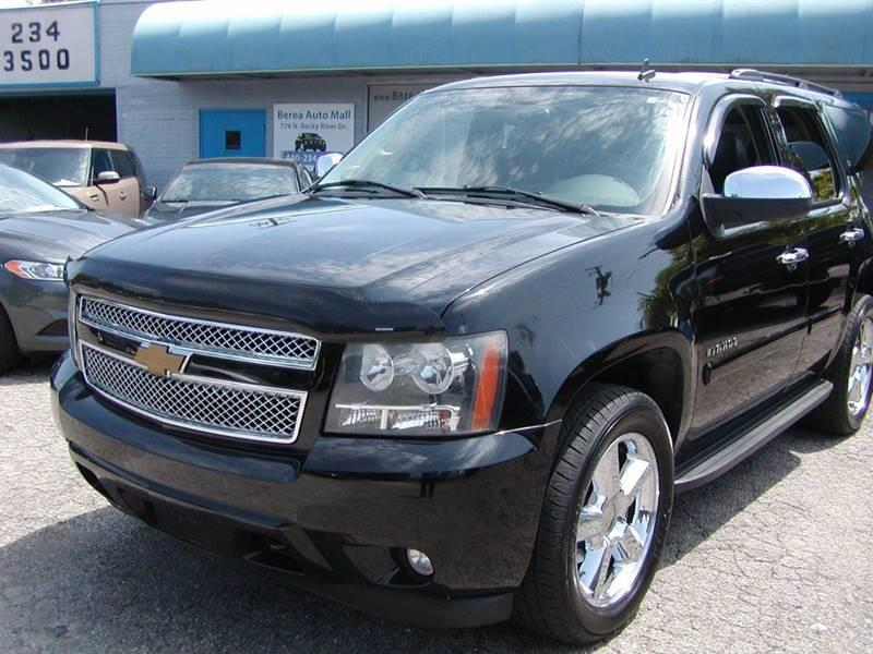 2008 Chevrolet Tahoe LT 4x4 4dr SUV for sale at Berea Auto Mall
