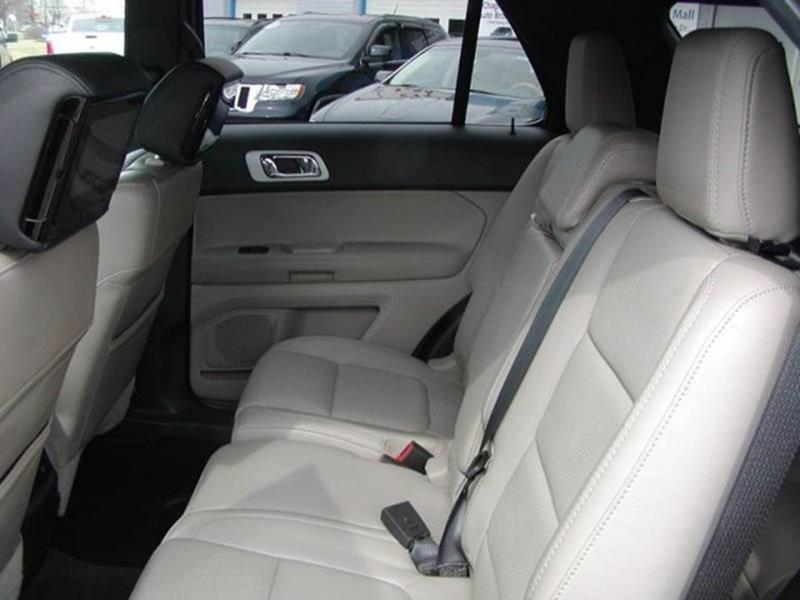 2014 Ford Explorer Limited AWD 4dr SUV for sale at Berea Auto Mall