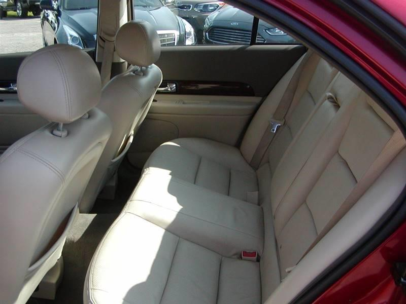 2002 Lincoln LS Base 4dr Sedan V8 for sale at Berea Auto Mall