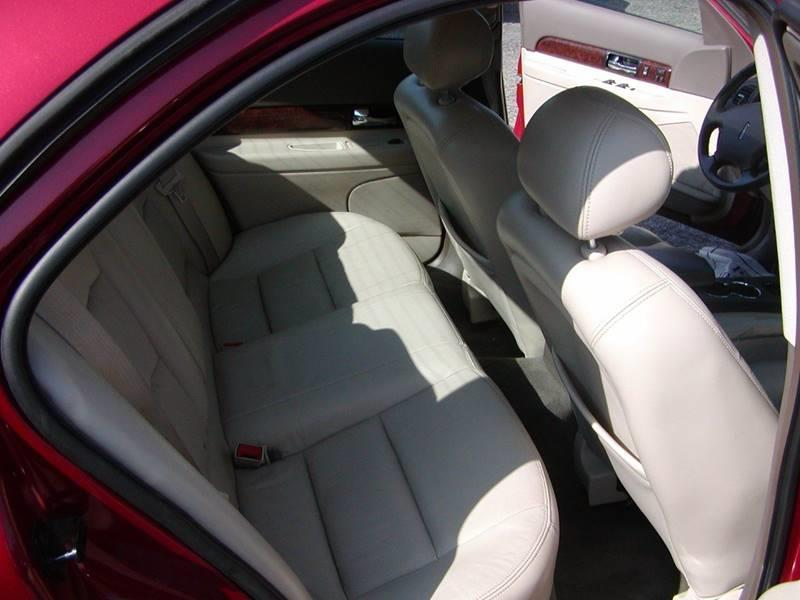 2002 Lincoln LS Base 4dr Sedan V8 for sale at Berea Auto Mall